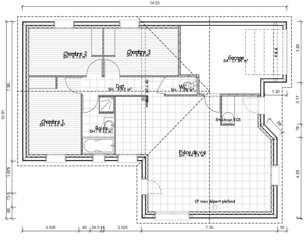 Devis pour construire une maison devis electricite dco for 300 plans pour construire sa maison