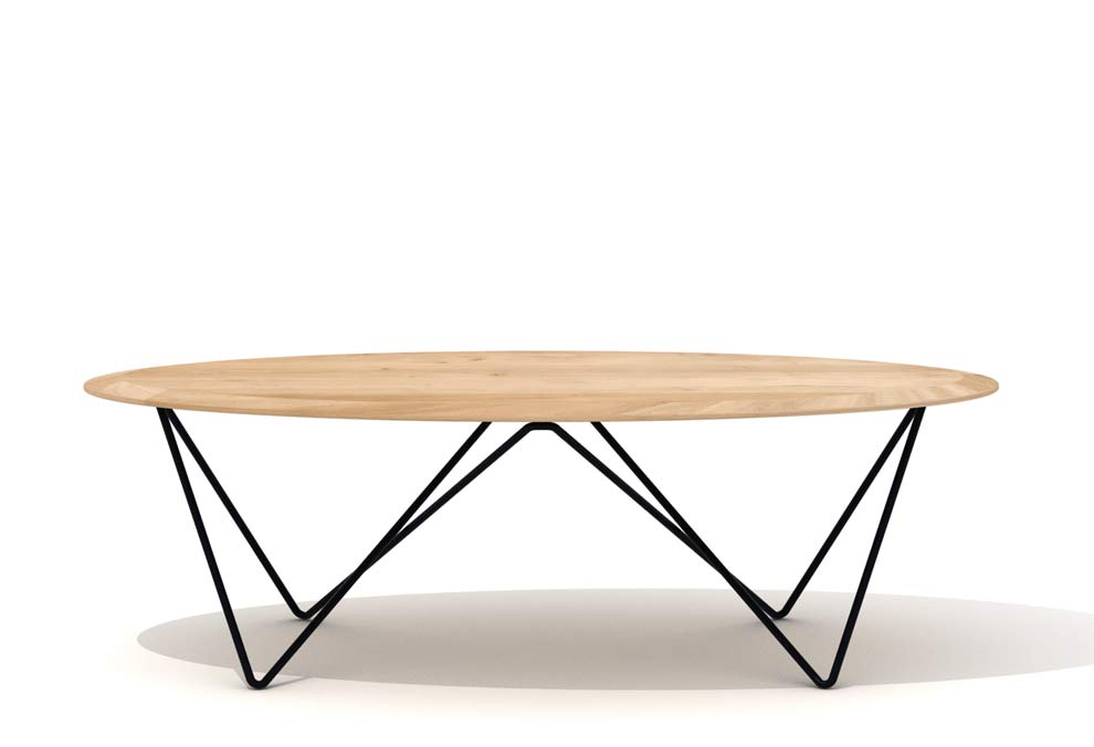 Mobilier design scandinave le monde de l a for Table bois style scandinave