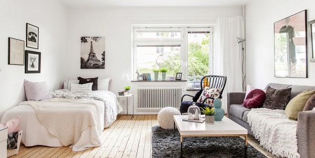deco studio scandinave le monde de l a. Black Bedroom Furniture Sets. Home Design Ideas