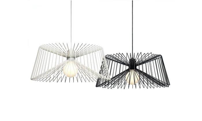 suspension design scandinave le monde de l a. Black Bedroom Furniture Sets. Home Design Ideas