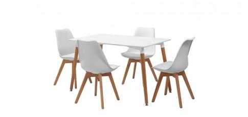 Table style nordique le monde de l a - Table style nordique ...