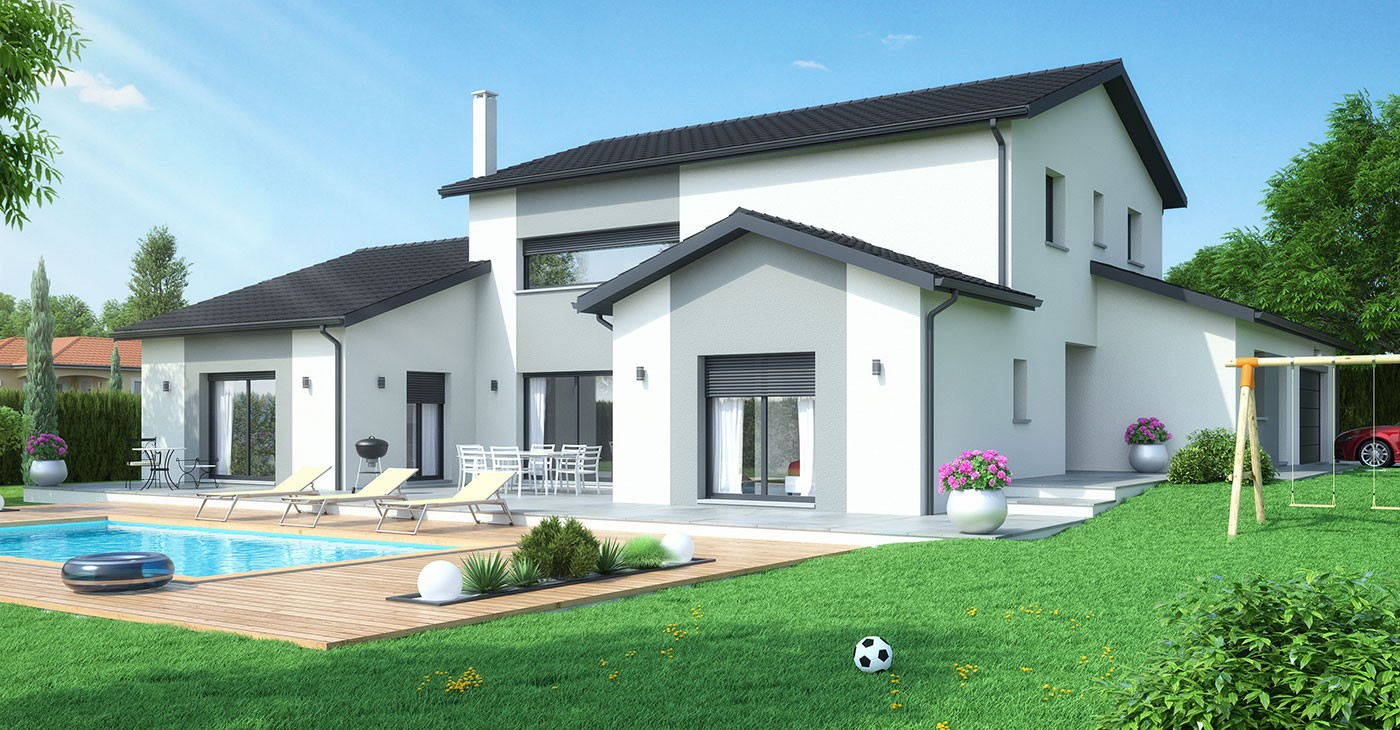 prix moyen maison neuve excellent cool finest prix moyen. Black Bedroom Furniture Sets. Home Design Ideas